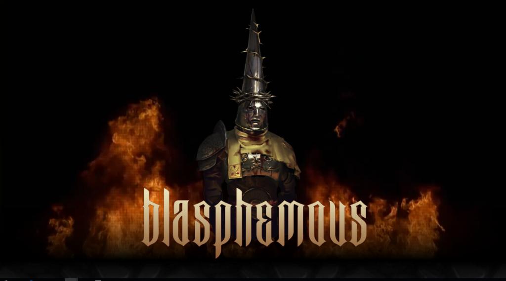 Blasphemous - 暗く、そして凶悪。2Dオープンワールドハクスラ