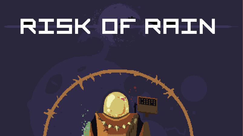 [レビュー] Risk of Rain - 激ムズ!ローグライク横スクロールアクション