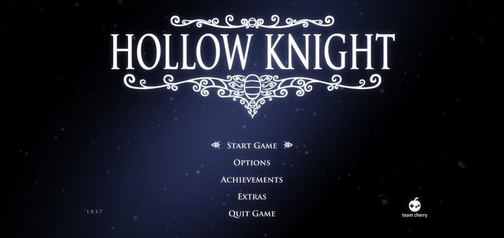 Hollow Knight ロゴ