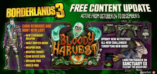 Borderlands3 Bloody Harvest