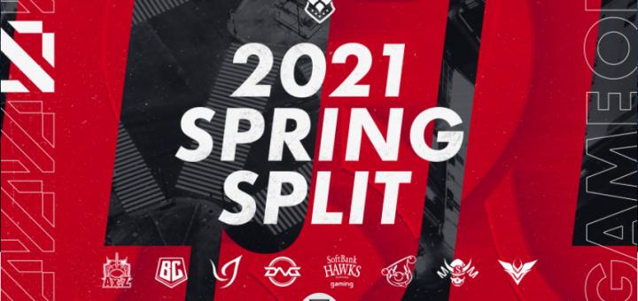 LJL Spring split 2021